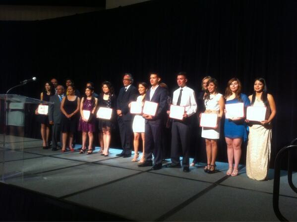 hahmp 2013 scholarship awards