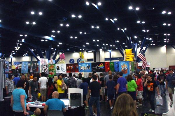 Comicpalooza 2013 invades Houston