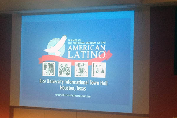 Museum of the American Latino Town Hall Meeting (UPDATED)