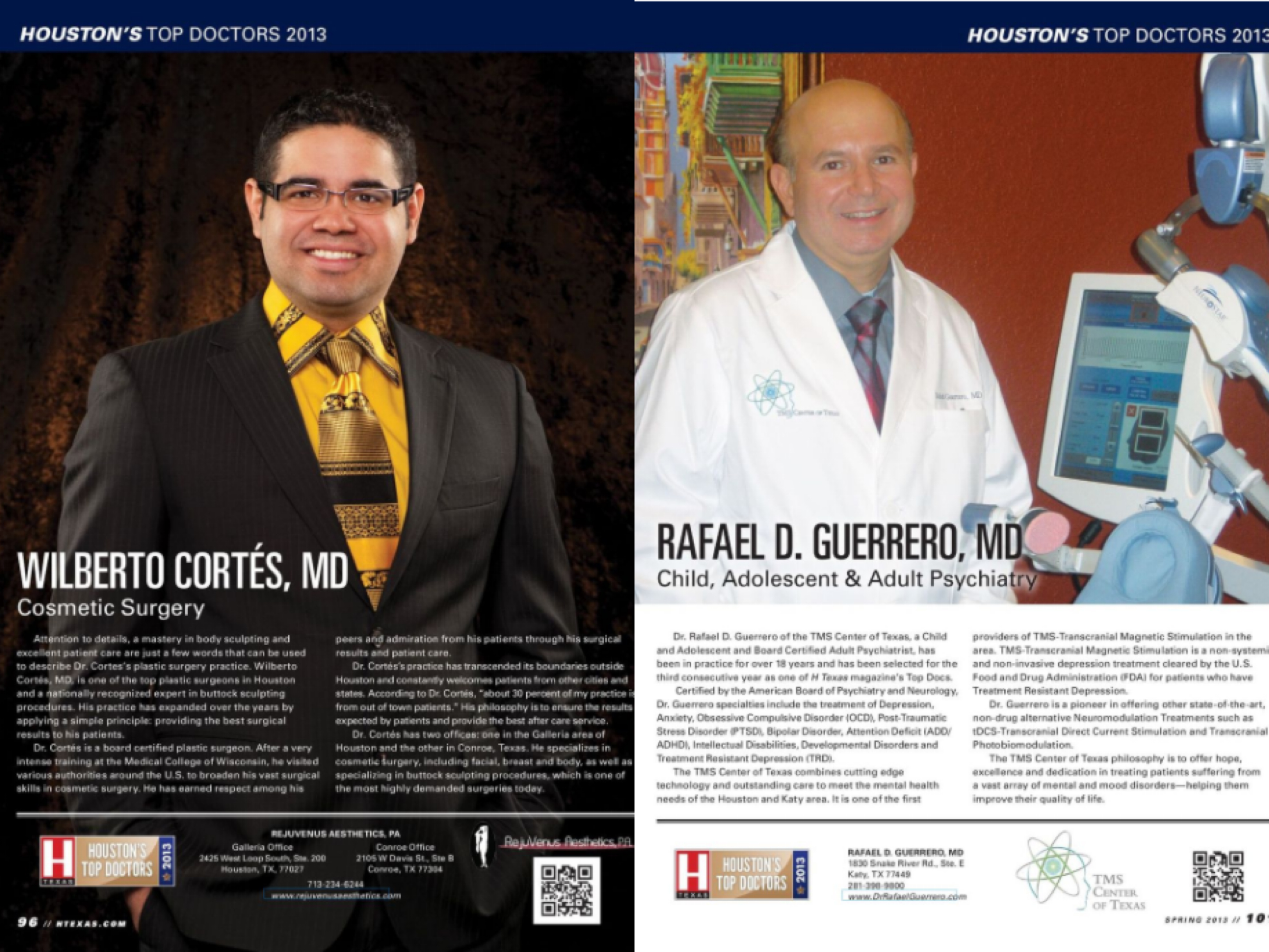 h texas magazine best doctors