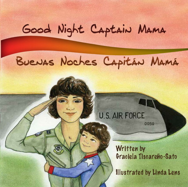 Good Night Captain Mama by Graciela Tiscareno Sato