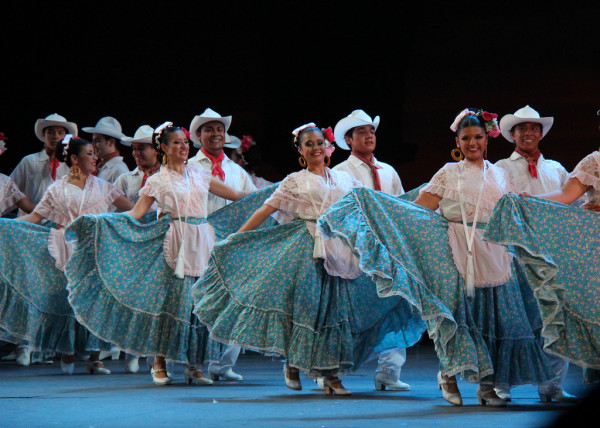 Mixteco Ballet Folklorico on Monday, September 28, 2015 (more info at www.hispanichouston.com)