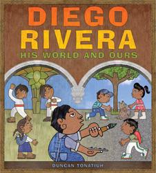 2013.08 Diego Rivera book_Diego