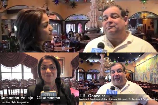 National Hispanic Professional Organization's Houston roots (video)