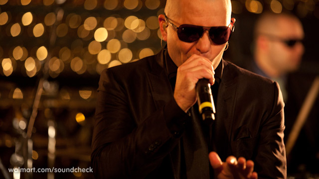 """Rodeo Concert """"Pitbull"""" on Friday, March 13, 2015"""