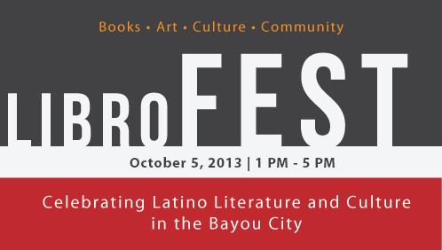 Houston Poet Laureate Gwendolyn Zepeda at LibroFest (Video)