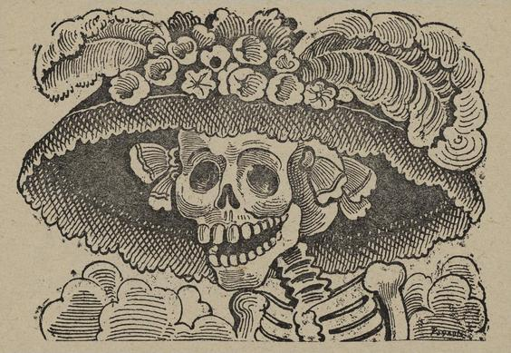"MFAH Exhibit: ""Calaveras Mexicanas"""
