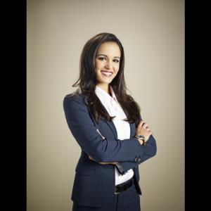 Melissa Fumero as Detective Amy Santiago.