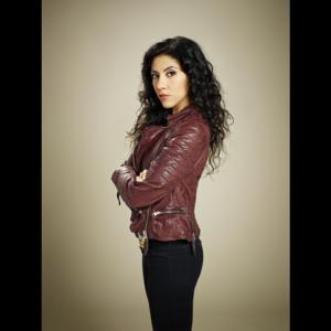 Stephanie Beatriz as Detective Rosa Diaz