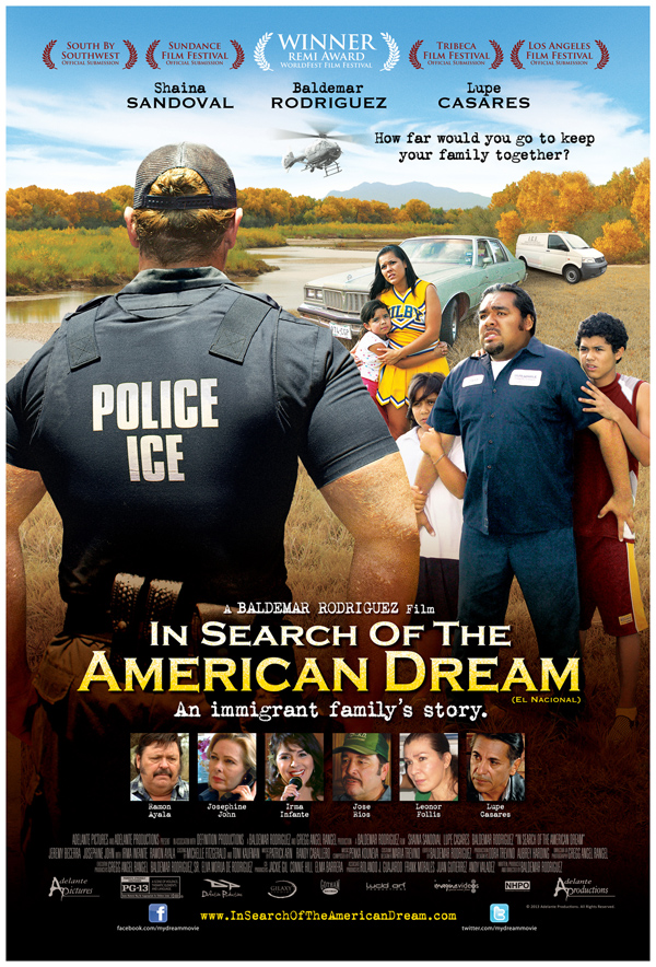 """""""In Search of the American Dream"""" Media Event and Preview Screening"""