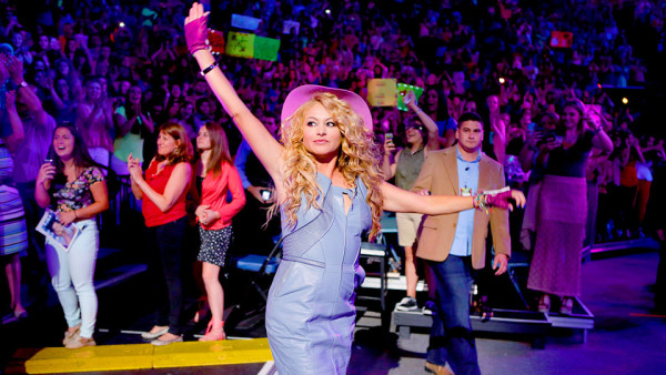 "Fall TV: Paulina Rubio on ""The X Factor"""