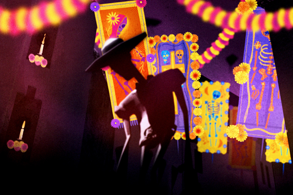 Houston Symphony Celebrates Day of the Dead with Animated Film & Music Concert