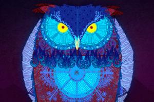 2013.10 LaTristeHistoria_owl_animal omen_credit_ticktockrobot