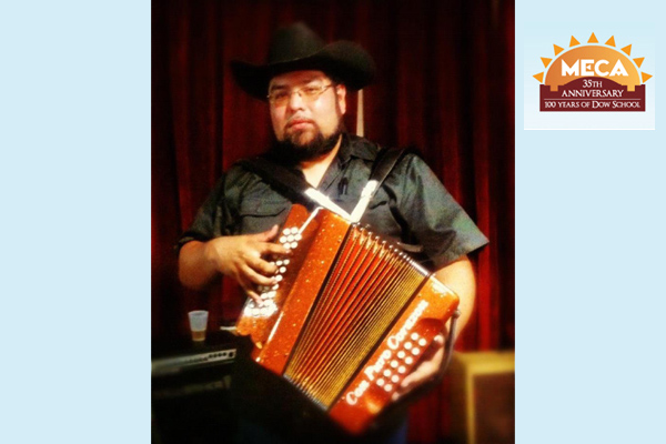 Roberto Rodriguez to Give Button Accordion Workshops at MECA