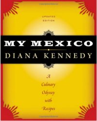 Mexican food cookbook maven Diana Kennedy visits Houston