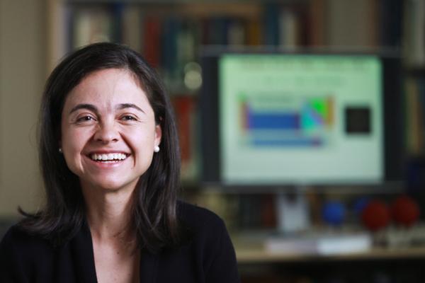 Meet Ana Maria Rey, Atomic Physicist & 2013 MacArthur Foundation Fellows Recipient