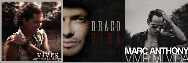 2013 Latin Grammy Winners