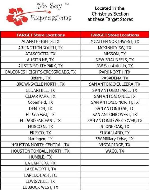 2013.11 Yo Soy Expressions TX stores 1003498_10151926992383187_539422027_n