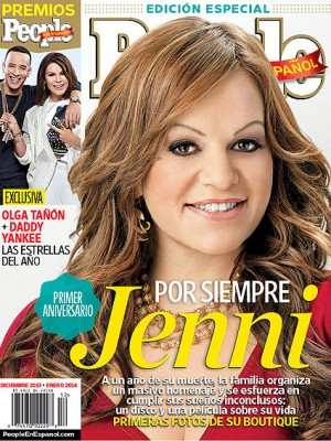 December People en Español pays tribute to Jenni Rivera