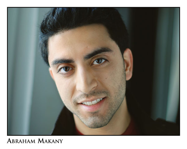 "Houstonian Abraham Makany will be featured in the show ""Homeland"" December 1st"
