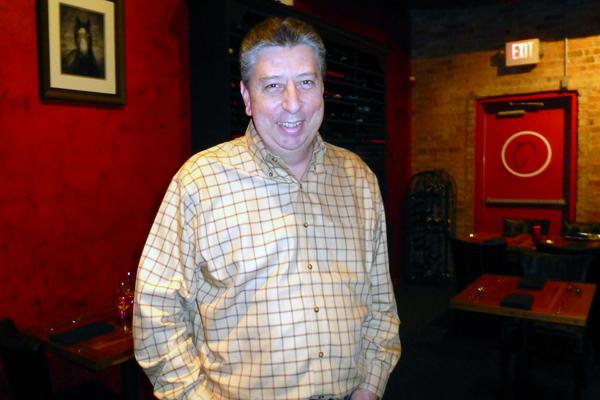 Carlos Abedrop, owner of La Casa del Caballo.