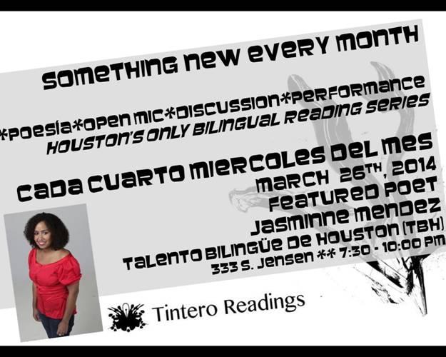 2014.03 tintero readings