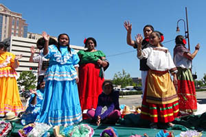 Cinco De Mayo at Traders Village Houston on Sunday, May 3, 2015