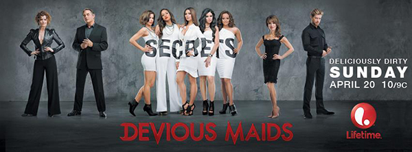 Devious Maids Season 2 begins this week