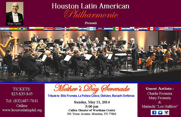 2014.05 Latin Philharmonic Mothers Day