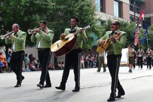 47th Annual Fiestas Patrias International Parade on Saturday, September 19, 2015