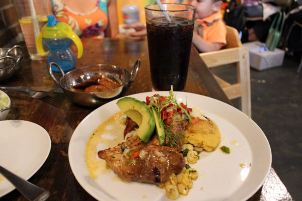 Andes Cafe: a brief review
