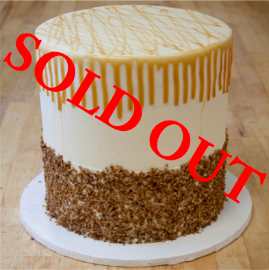 The Pumpecapple Piecake is sold out!