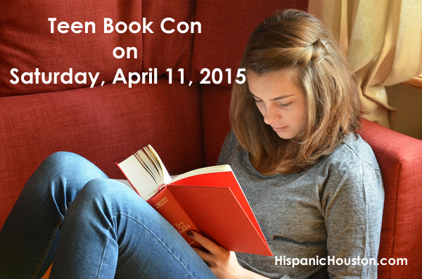 Meet author Guadalupe Garcia McCall at Teen Book Con on Saturday, April 11, 2015