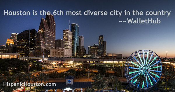 Houston isn't the most diverse city in the country, says WalletHub