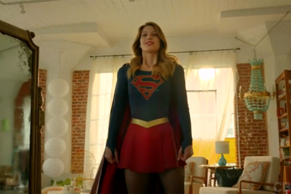 CBS is launching Supergirl in the fall (more info at www.hispanichouston.com)