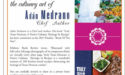 Tasting Experience with chef and author Adan Medrano on Tuesday, May 26, 2015 (more info at www.hispanichouston.com