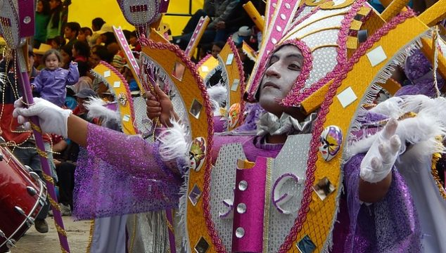 Carnival Houston on May 21 – 24, 2015; includes Street Parade & Festival (more info at www.hispanichouston.com)
