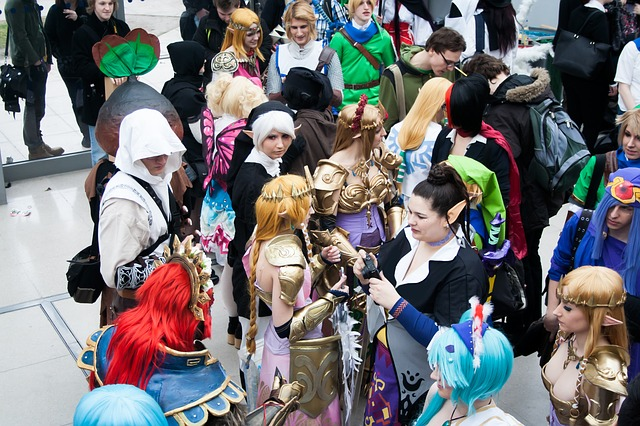 Space City Comic Con on July 24 & 25, 2015