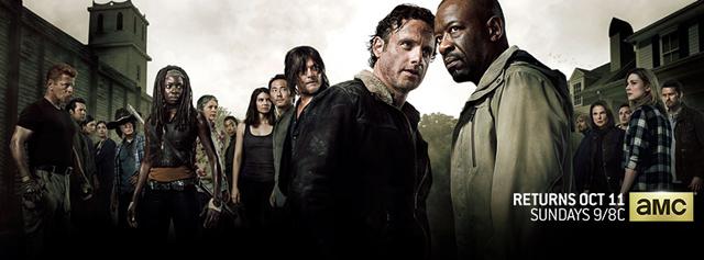 "Video Pick: ""The Walking Dead"" Season 6 Trailer (premieres October 11th)"
