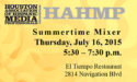 HAHMP Summertime Mixer on Thursday, July 16, 2015 {more info at www.hispanichouston.com)