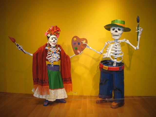 Día de los Muertos in the East End 2015 on October 30 to November 13, 2015