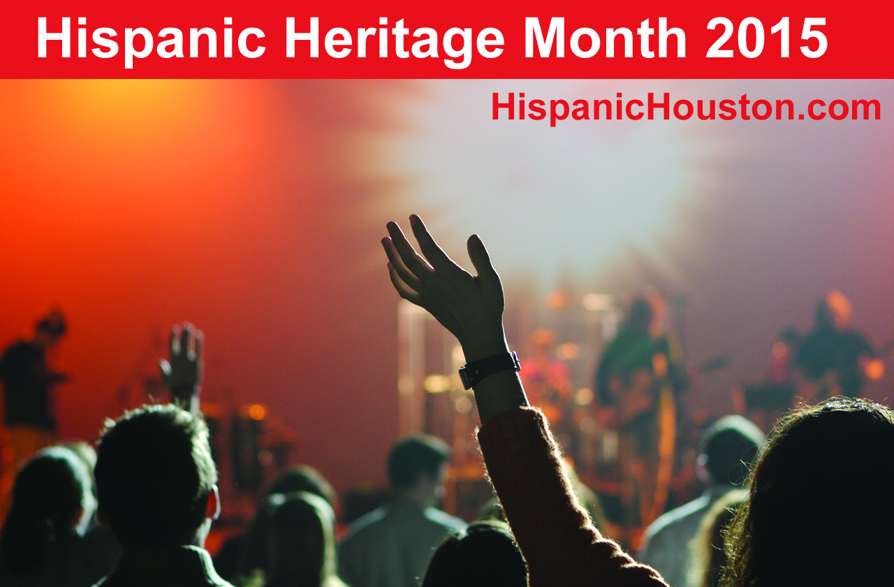 Celebrating Hispanic Heritage Month 2015 in Houston