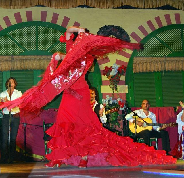 Compañia Flamenca José Porcel on Saturday, October 10, 2015