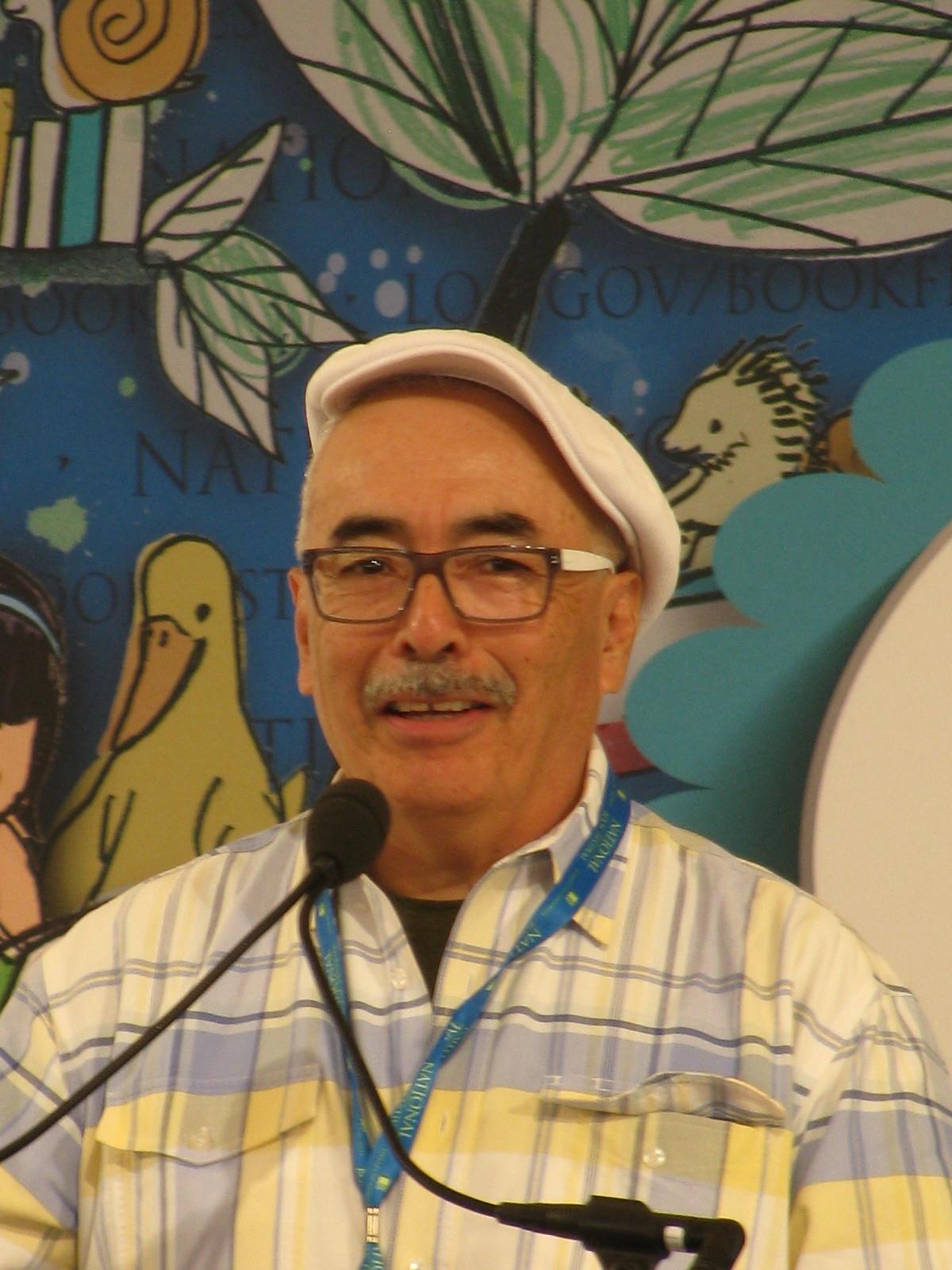 Meet U.S. Poet Laureate Juan Felipe Herrera
