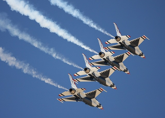 Wings Over Houston Airshow on October 17-18, 2015