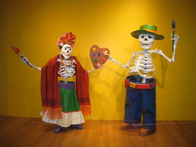 Celebrating Día de los Muertos 2015 in Houston (UPDATED)