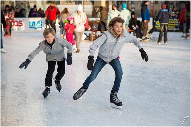 The Ice at Discovery Green from November 24, 2015 to February 7, 2016