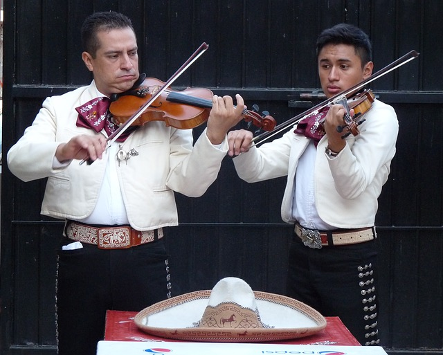 Mariachi and Ballet Folklorico at Discovery Green on Friday, March 18, 2016