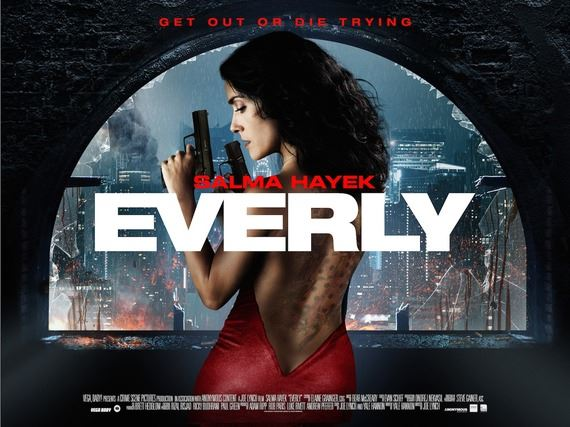 "I made the mistake of watching Salma Hayek's ""Everly"""