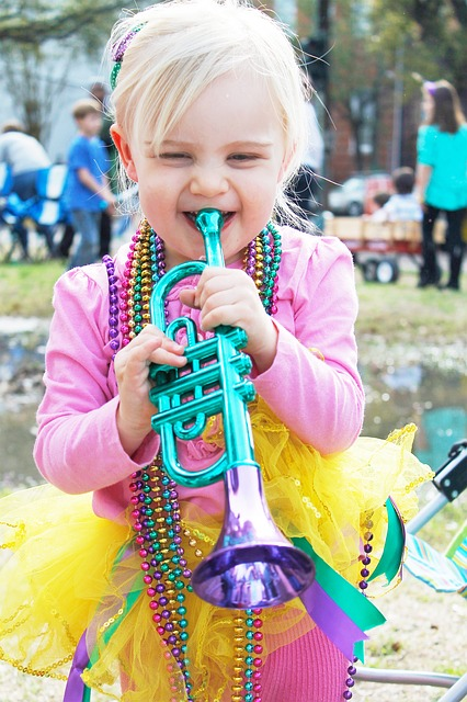 Family Day at Mardi Gras! Galveston on Sunday, January 31, 2016